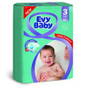 Evy Baby, Подгузники детские Midi Jumbo 3, 5-9 кг, 68 шт.