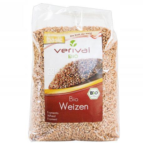 Verival, Bio Weizen, 1 кг, Веривал, Пшеница органическая