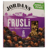 Gourmet Bread with Raisins and Walnuts 6x30g, Jordans
