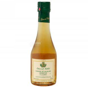 Edmond Fallot, Уксус винный белый с грецким орехом, 0,25л