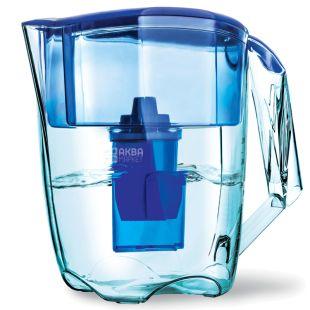 Наша Вода, Maxima, Фильтр для воды, кувшин, синий, 3,5 л