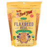 Flour natural flax without gluten 453g, Bob's Red Mill