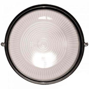 Lemanso LM974, LED lamp, black circle, 12 W