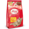 Dry food for adult cats, 900 g, TM Meow
