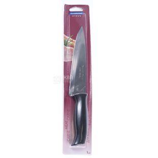 Tramontina, Athus, Нож, черный, 178 мм