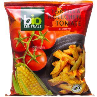 Bio Zentrale, Тортильї з томатами органічні, 125 г