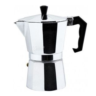 A-Plus, Coffee maker geysernaya, aluminum, 3 cups