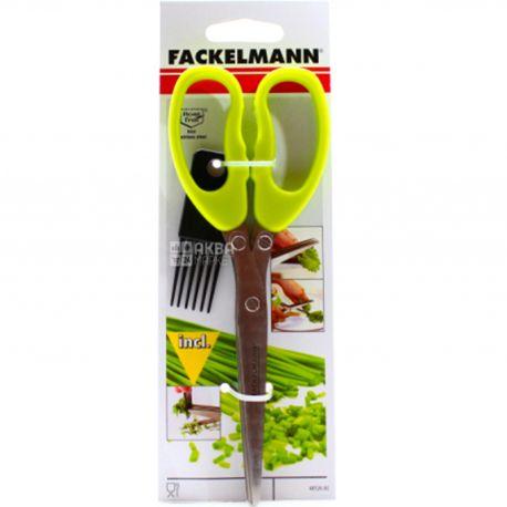 Fackelmann, Ножиці для нарізки зелені, 13 см
