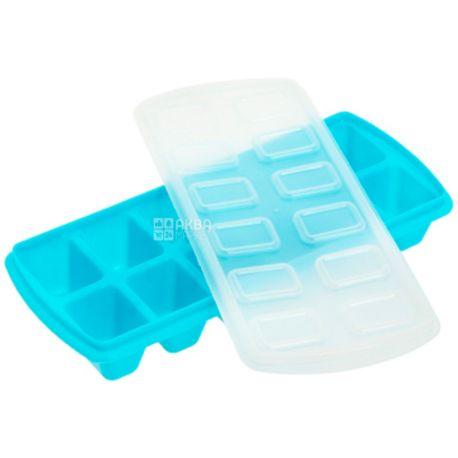 Plast Team, Форма для льда с крышкой