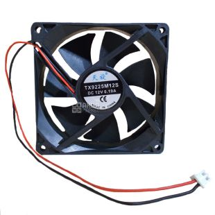 Fan for cooler, square