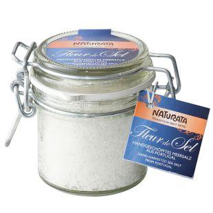 Salt Flore de Sel (hand-made in Portugal) 75g, Naturata