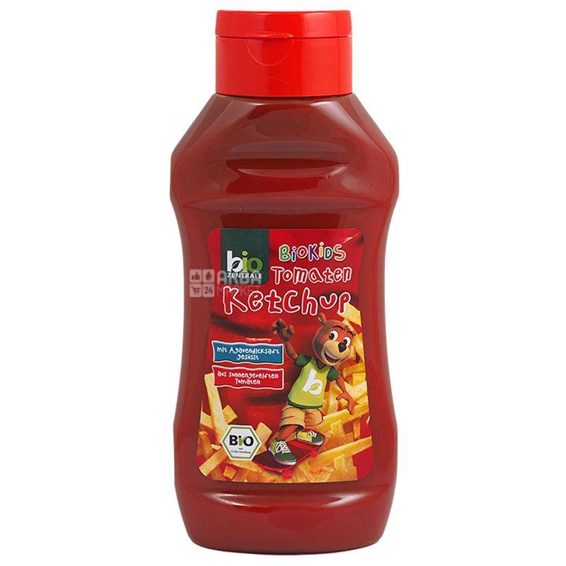 Bio-Zentrale, Кетчуп томатний дитячий, органічний, 500 мл