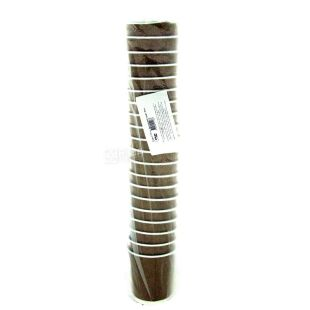 Альфа Пак, Стакан бумажный крафт, 175 мл, 20 шт.