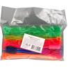 Мешалки для коктейлей Весло, 19,5 см, цветные, 100 шт.
