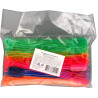 Мішалки для коктейлів Весло, 19,5 см, кольорові, 100 шт.