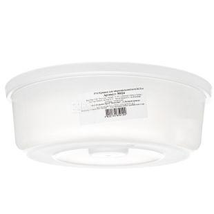 Plastimir, Крышка для микроволновой печи, прозрачная, 26,5 см