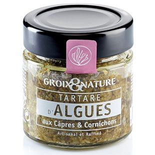 Groix & Nature, Тартар з морських водоростей, 100 г