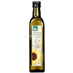Bio Zentrale, Подсолнечное масло органическое, 500 мл