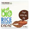 The Bridge, Десерт органический рисовый с какао, 4 x 110 г