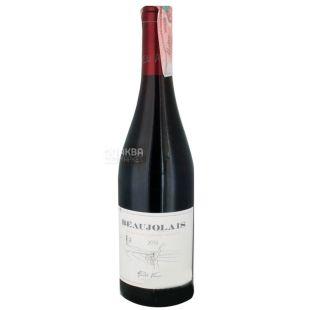 A Vonnier Вино Божоле, Красное сухое, 0,75 л