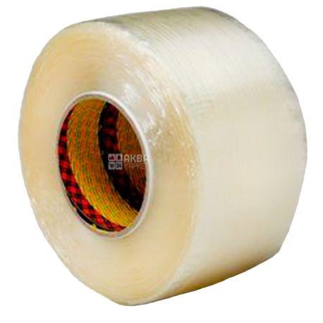 3M Scotch Carry Handle Tape, Армированный скотч, 50 мм*66 м*0,073 мм