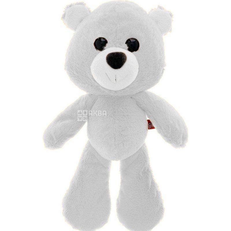 Fancy, М'яка іграшка Ведмедик Баррі білий, 22 см