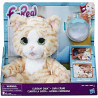 Hasbro FurReal Friends, Мягкая игрушка Покорми котенка, 20 см