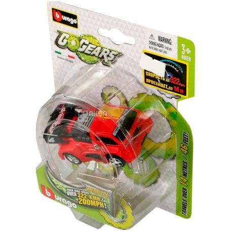 Bburago GoGears, Машина іграшкова, автомодель, для дітей з 3-х років