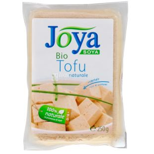 Joya Tofu Bio Natural, Соєвий сир тофу, 250 г
