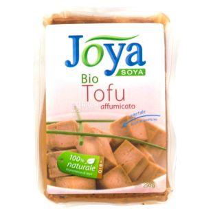 Joya Tofu Bio Smoked, Smoked Tofu Cheese, 250 g