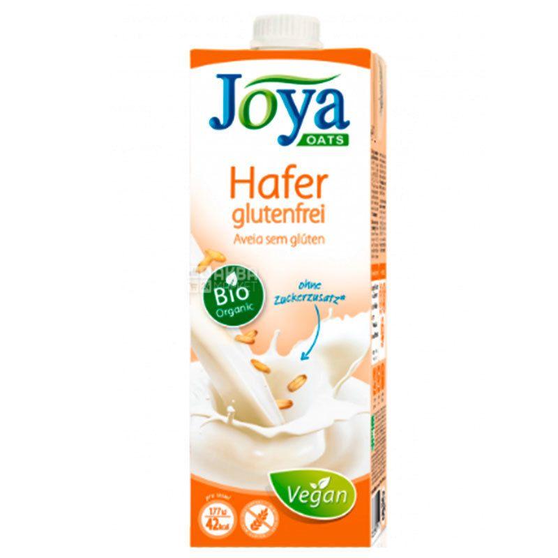 Joya Oats Organic Hafer glutenfrei, 1 л, Джоя, Вівсяне молоко органічне, без глютену і лактози