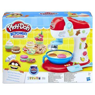 Hasbro, Набор для творчества Play-Doh Миксер для конфет, 252 г
