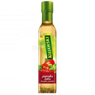 Kujawski, Масло для салата с паприкой, базиликом и помидором, 250 мл