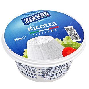Zanetti Ricotta, Сыр рикотта, 250 г