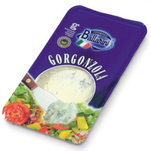 Ballarini Gorgonzola, Сир Горгонзола 48%, 150 г