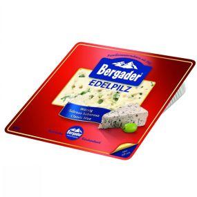 Bergader Edelpilz Classic blue, Сыр с плесенью, 100 г