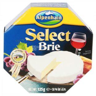 Alpenhain Select Brie, Сыр с плесенью, 125 г