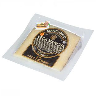 Manchego Vega Mancha, Сыр, 12 месяцев выдержки, 150 г
