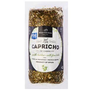 Montesinos Capricho de Cabra, Сыр козий с травами, 145 г