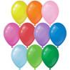 Воздушные шары, 14 x 30 см, ассорти, 10 шт.
