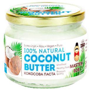 Master Bob, 200 g, Coconut paste, Glass
