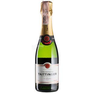 Taittinger Brut Reserve, Шампанское белое брют, 0,375 л