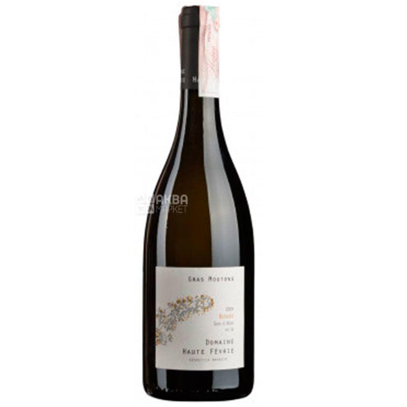 Muscadet, Le Fils Des Gras Moutons, Вино белое сухое, 0,75 л