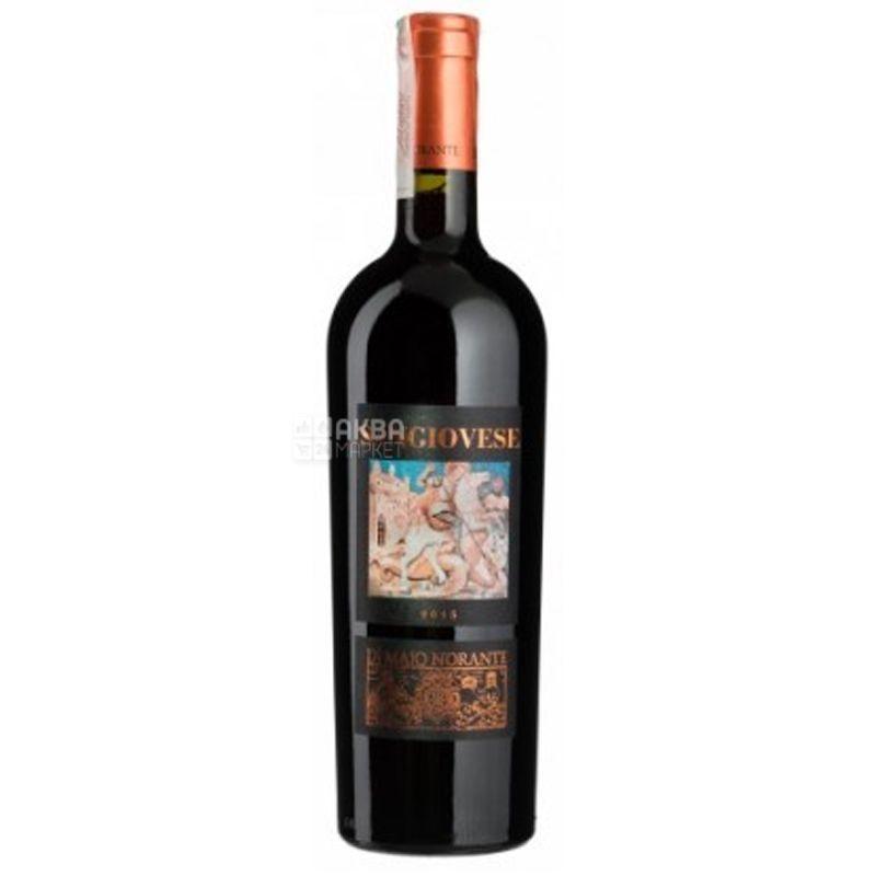 Di Majo Norante, Sangiovese, Вино красное сухое, 0,75 л