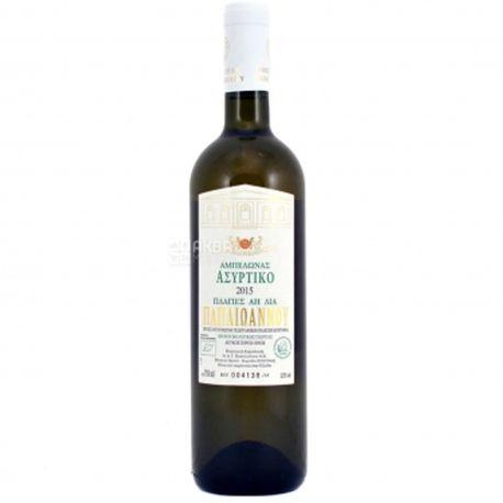 Papaioannou, Assyrtiko, Вино белое сухое, 0,75 л