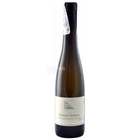Terlaner Classico Aldo Adige, Cantina Terlan, Вино белое сухое, 0,375 л