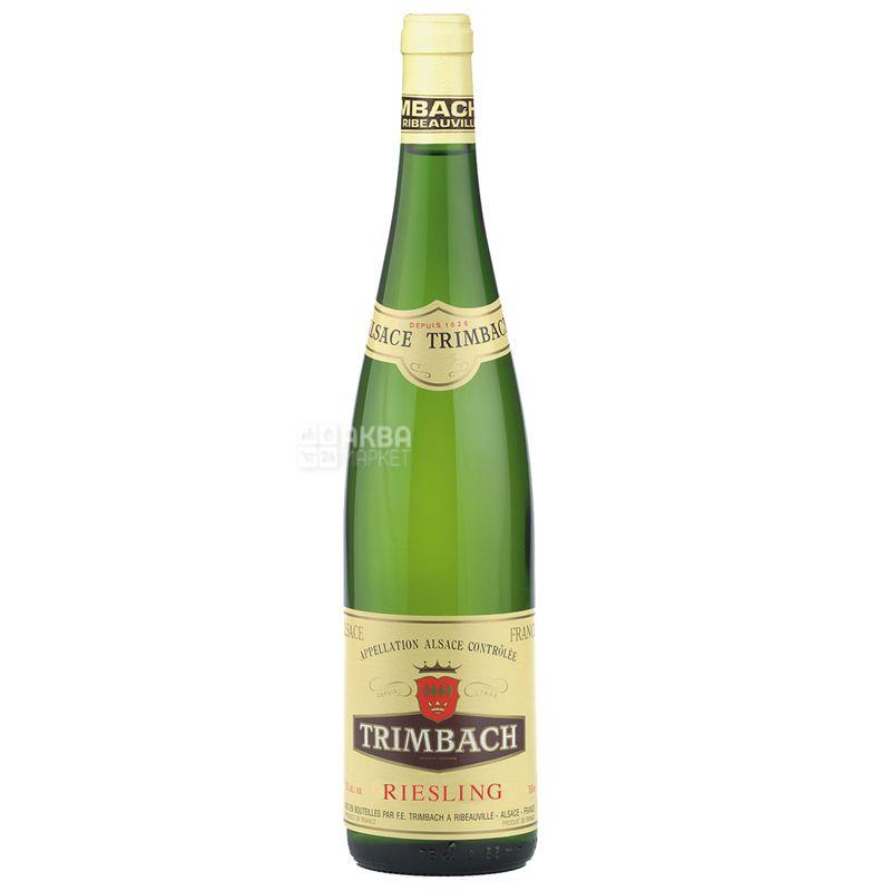 Riesling, Trimbach, Вино белое сухое, 0,375 л