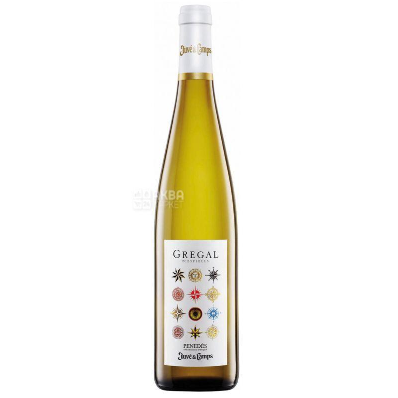 Gregal d'Espiells Вино белое сухое, 0,75 л