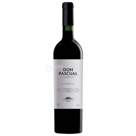 Don Pascual, Cabernet Sauvignon Reserve, Вино красное сухое, 0,75 л