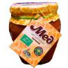 Галекс-Агро, Мед гречнево-фацелиевый органический, 700 г